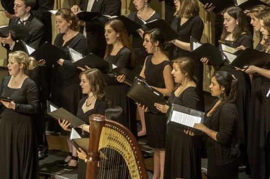 DePauw University Choirs, Nov. 6