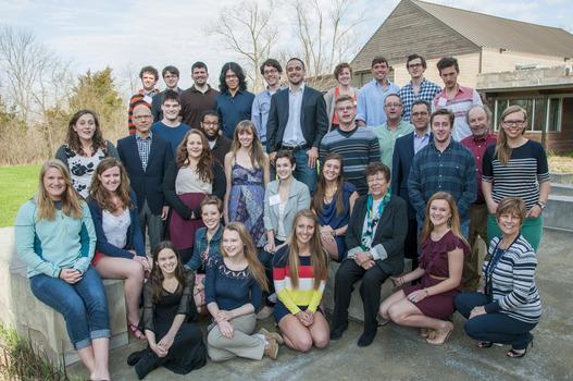 2014 Undergraduate Ethics Symposium, Student Scholars and Artists