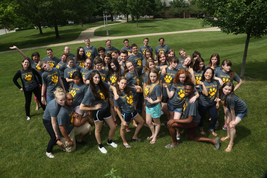 Vocal Arts Camp, Summer 2014