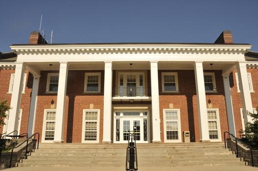 Memorial Student Union Building, 408 S. Locust Street
