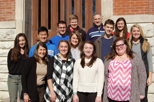Young Life is an active Christian Student Organization at DePauw