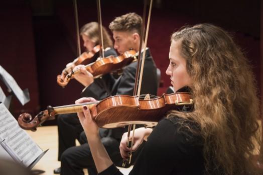 DePauw University Orchestra, Oct. 29