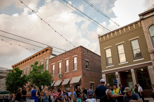 Indiana Street Block Party