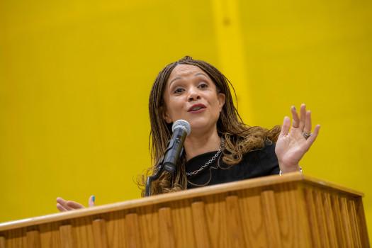 2018 Keynote Speaker Melissa Harris-Perry