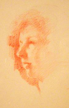 Portrait by William Forsyth