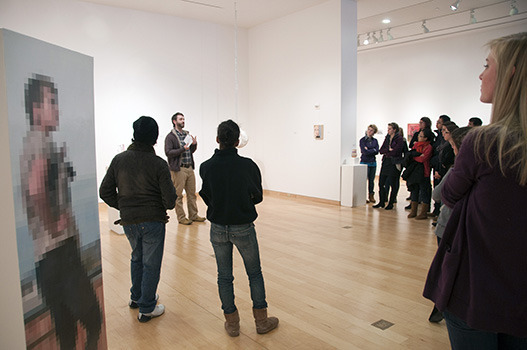Juried Student Art Exhibition, Spring 2011