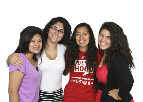 Members of the 2011 Multicultural Greek Council Executive Board
