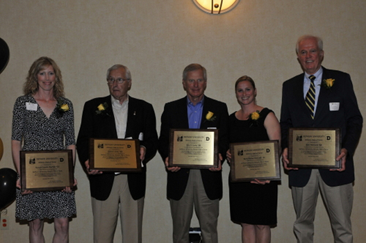 2012 Athletic Hall of Fame Inductees