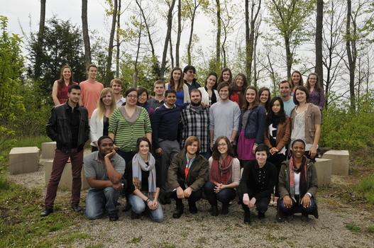 2012 Undergraduate Ethics Symposium, Student Scholars and Artists