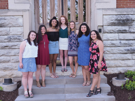 Panhellenic Association 2018 - 2019