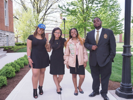 National Pan-Hellenic Council 2018 - 2019