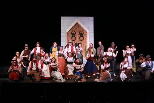 The New Mel Brooks Musical Young Frankenstein, Oct. 5-8