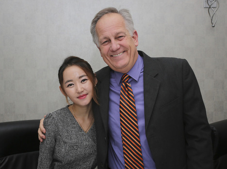 Yeonmi Park Came to DePauw for an October 5, 2015 Ubben Lecture.