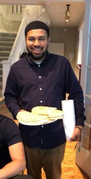 Jummah Prayer and Curry Friday