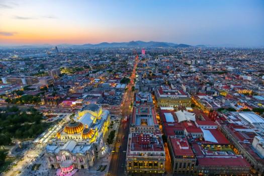 City Lab: Mexico City with Glen Kuecker