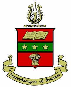 Alpha Chi Omega (DePauw University, 1885)