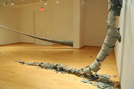 David Katz Exhibition, Fall 2014