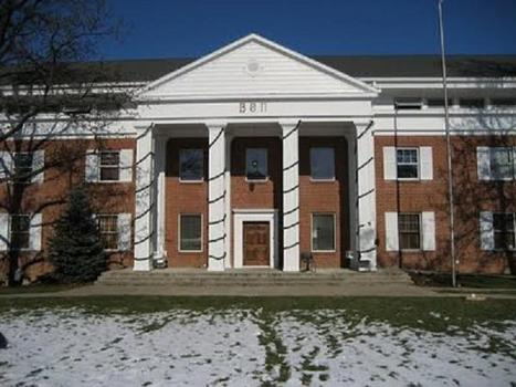 The Delta Chapter House of Beta Theta Pi