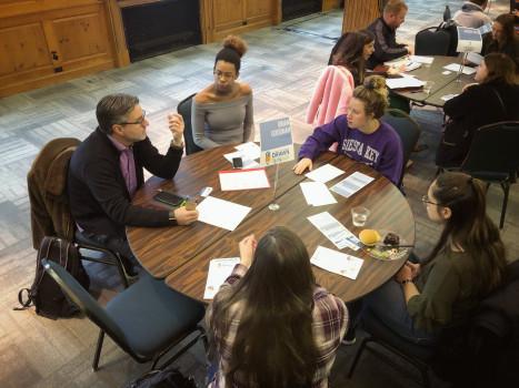 Alumni Discussions