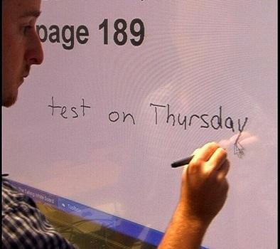 Electronic Whiteboard Senior Project