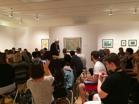 Tibetan Art: A Gallery Talk with Bruce Walker '53