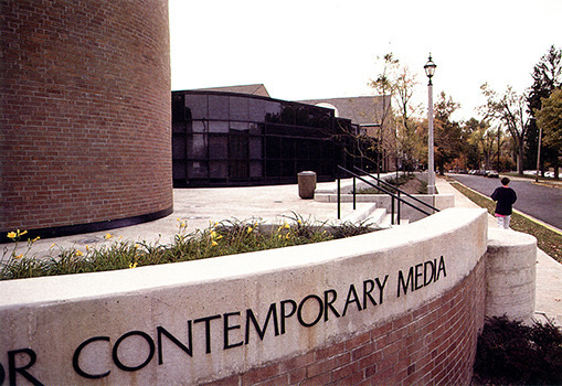 Center for Contemporary Media Grand Opening in April, 1991