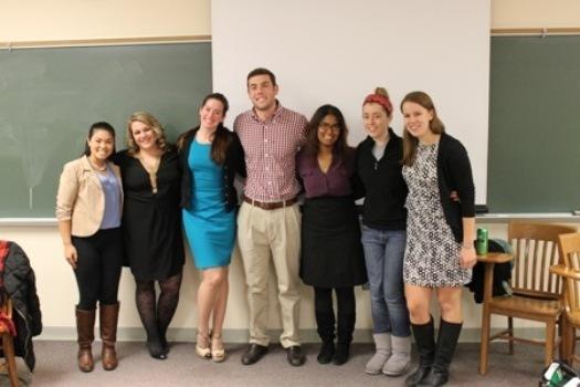 Senior Essays in Conflict Studies Fall 2013