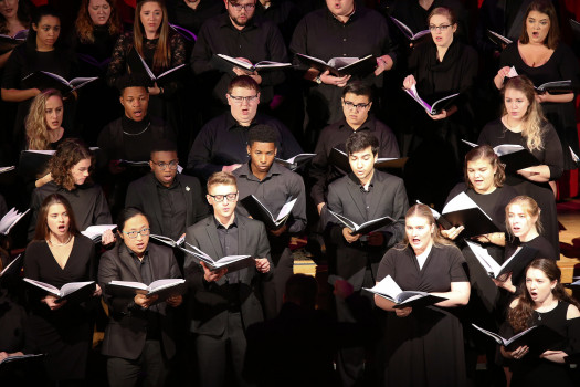 DePauw Combined Choirs
