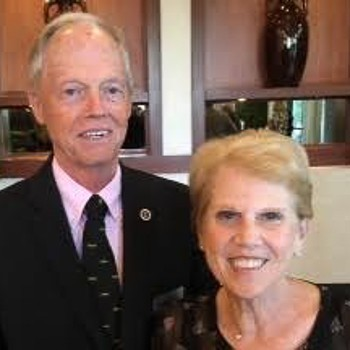 J. David Cook '66 and Ann Barrow Cook '67