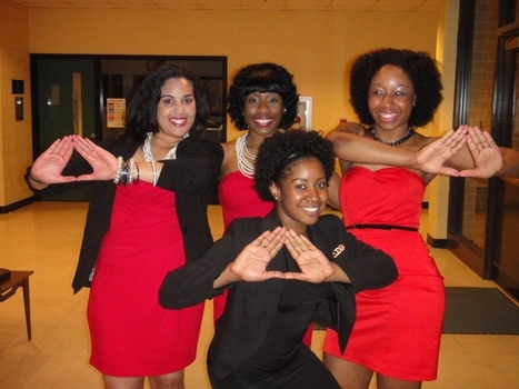 The Women of Delta Sigma Theta Sorority, Inc.