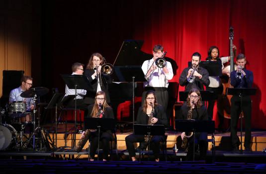DePauw Jazz Ensemble