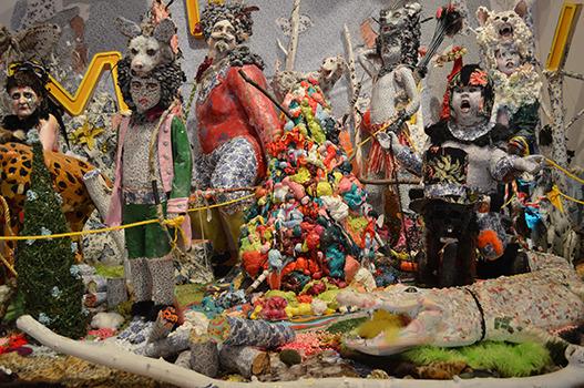Caleb Weintraub Exhibition, Spring 2014