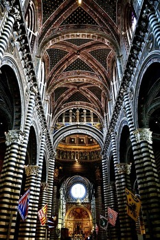 Inside view of the Vatican