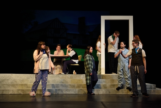 North Putnam, The Comedy of Errors