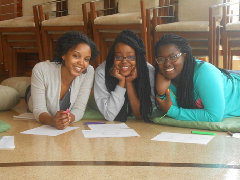 2012-2013 Black Women's Retreat