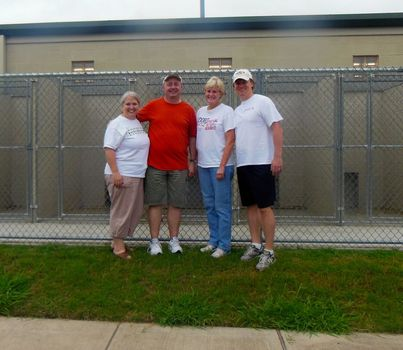 Service Event at Balch Springs Animal Shelter