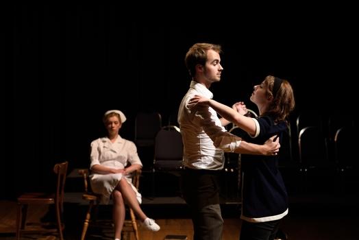 David Mather and Hannah Joy Gauthier, Melancholy Play