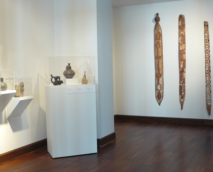 Ethnographic Gallery of African, Oceanic, and Peruvian Art
