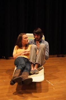 Eleanor Axt and Noah Droddy - Playwrights' Festival