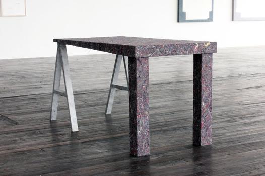 Felt Table, 2013