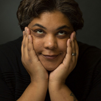 Roxane Gay, April 17, 2019