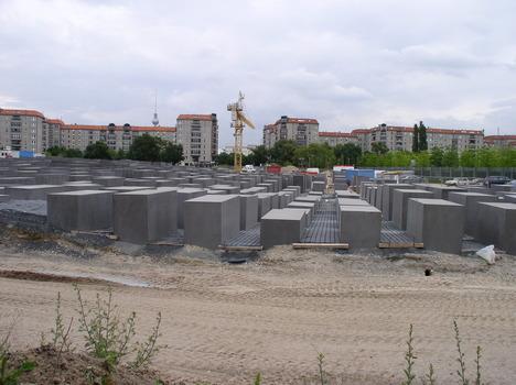 Holocaust-Mahnmal, Berlin