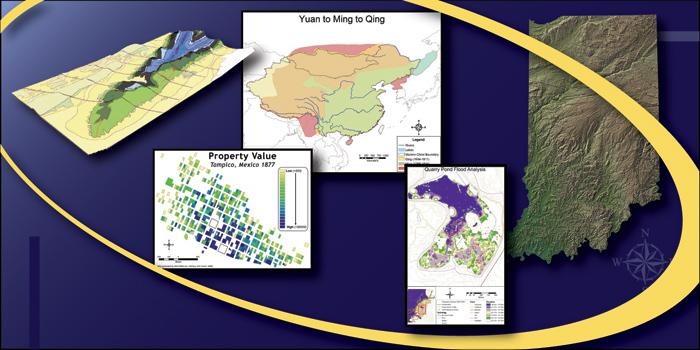 GIS visualization capabilities