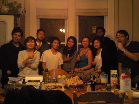 AAPI Dinner (Fall '11)