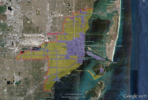 Economic Effects of Sea-Level Rise on Three U.S. Cities by Hai Nguyen