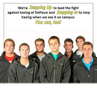 2011 Interfraternity Council (Jud Strong, Mason Heyde, Mitch Turnbow, Tyler Witherspoon, David Tykvart & Dan Barth)