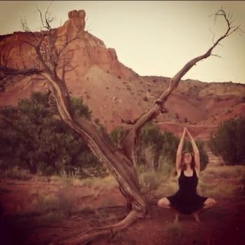 Lauren Arnold: Gerald's tree performance piece