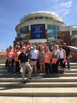 Walk with the Doc with Dr. David Harsha