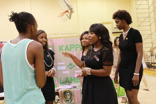 2014 Student Activities Fair