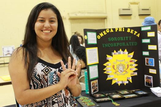Student Activities Fair 2014